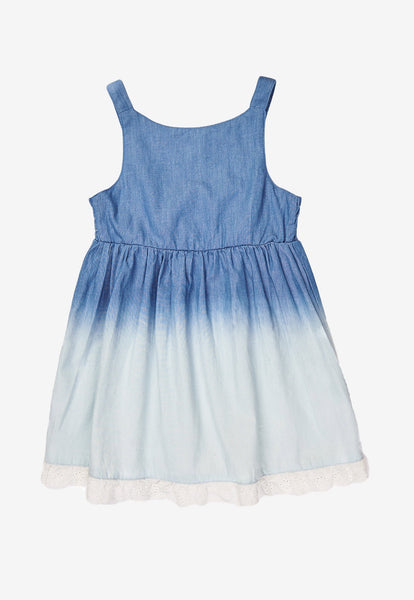 Micah Ombre Girl Dress