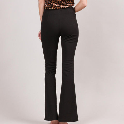 Colourful Rebel-Jill Flare Pants-4687-Pants