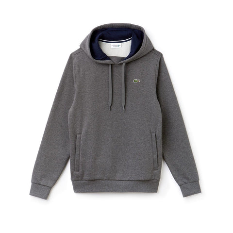 Lacoste-SPORT HOODED FLEECE-SH2128 00 5NY-Hoodies