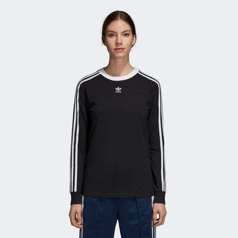 3-STRIPES TEE LS - Adidas Originals - All In Store