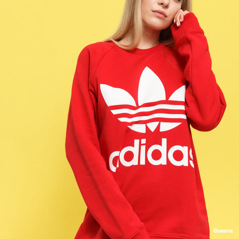 Adidas Originals-Oversized sweater-DH3140-Sweaters
