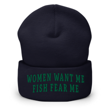 Load image into Gallery viewer, the fishin' beanie.