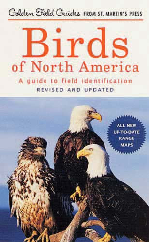 Golden Field Guide - Birds of North America