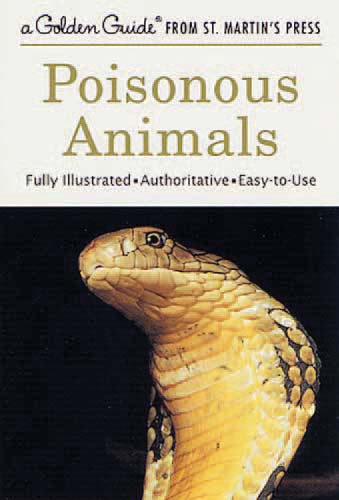 Golden Nature Guide - Poisonous Animals