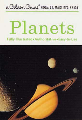 Golden Nature Guide - Planets