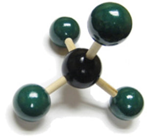 Organic Structure Wooden Molecular Model Kit