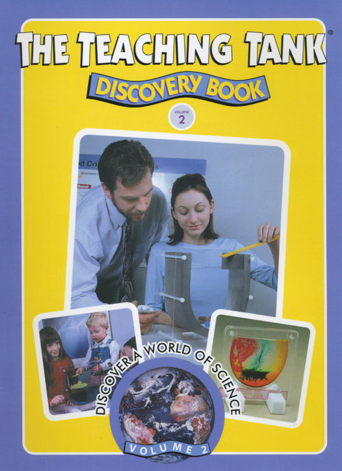 Teaching Tank Discovery Book - Volume 2