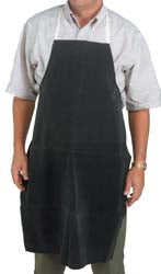 Black Rubberized Apron