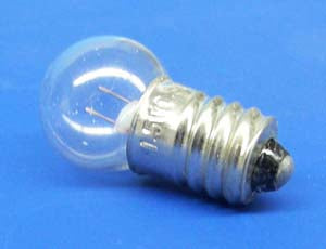 3.8V Lamp Socket Bulbs - Pack of 10