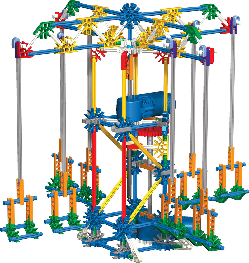 K'Nex Amusement Park Experience Kit