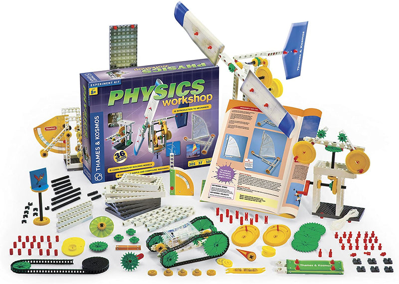 Thames and Kosmos Physics Workshop Kit