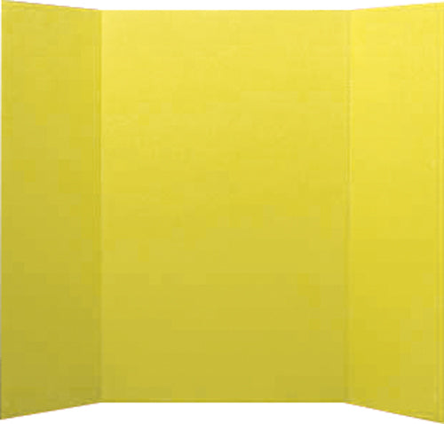 Project Display Boards - Yellow