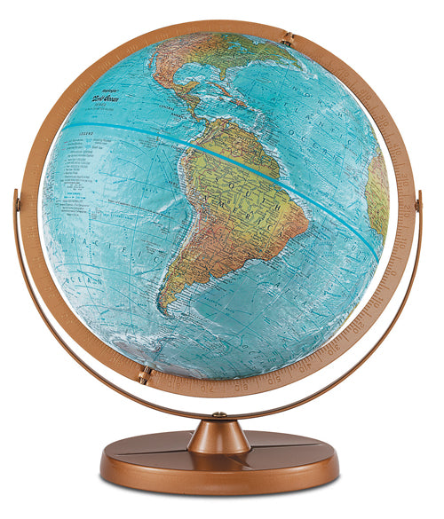 Geographic Table Globe