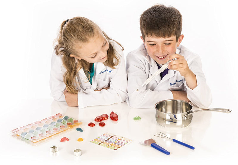 Thames and Kosmos Candy Chemistry Kit