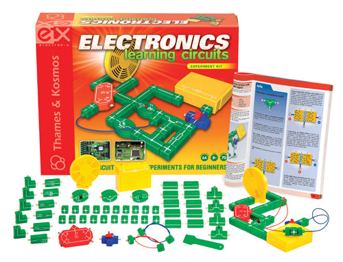 Thames and Kosmos Electronics: Learning Circuits