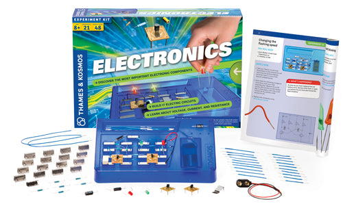 Thames and Kosmos Electronics Science Kit
