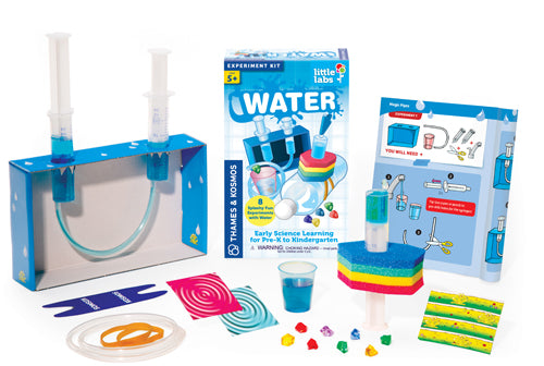 Thames and Kosmos Little Labs Water Science Kit