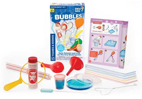 Thames and Kosmos Bubbles Experiment Kit