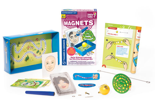 Thames and Kosmos Magnets Experiment Kit