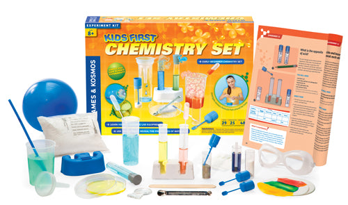 Thames and Kosmos Kids First Chemistry Set