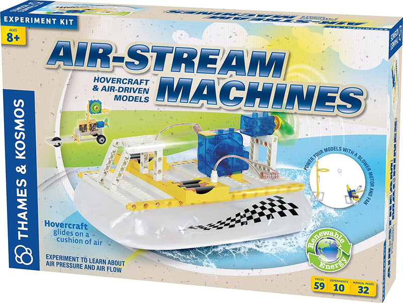 Thames and Kosmos Air-Stream Machines Kit