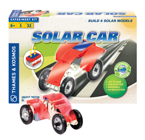 Thames and Kosmos Solar Car Kit
