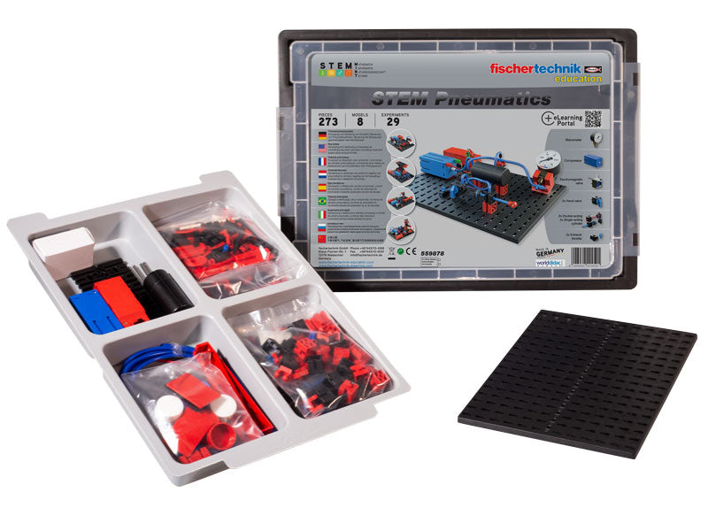 STEM Kit - Pneumatics