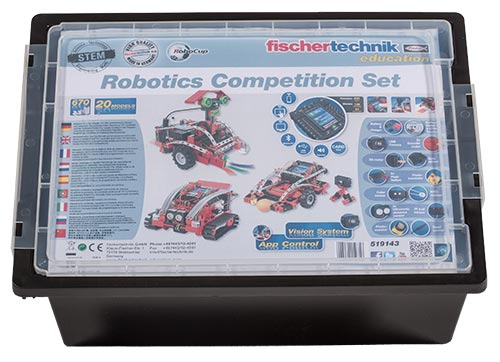 Robotic TXT Competition Set