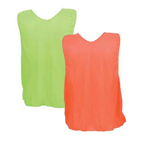 Neon Micro Mesh Pullover Vests - Adult
