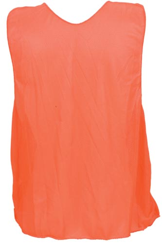 Neon Micro Mesh Pullover Vests - Youth