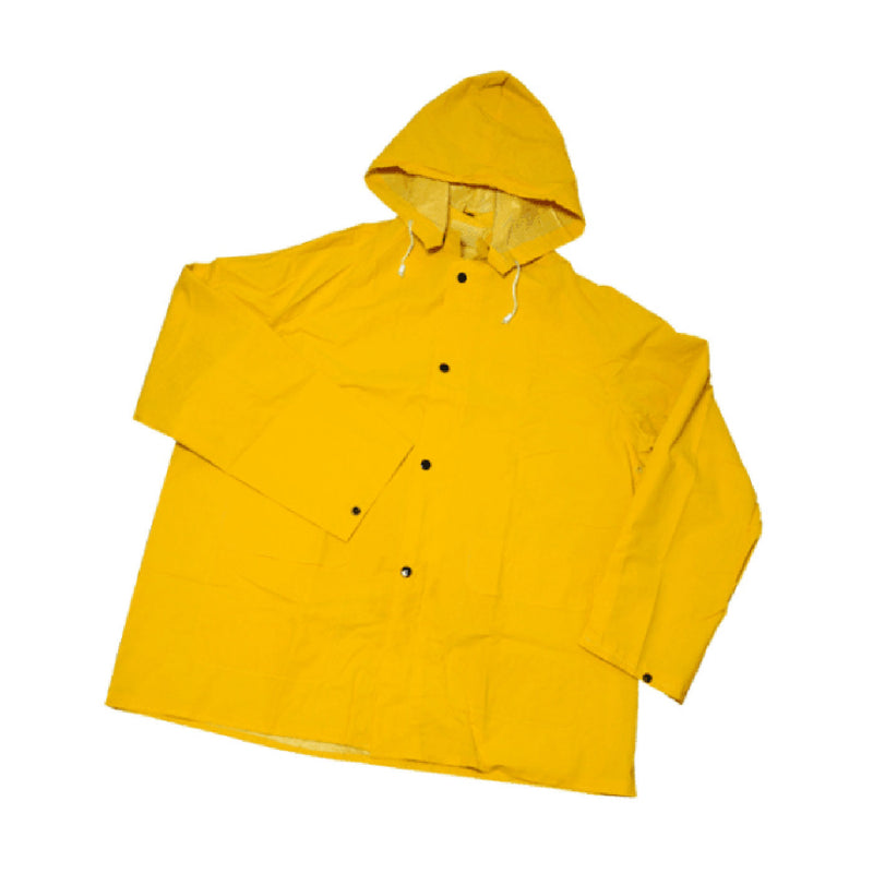 West Chester® Yellow Rain Jacket