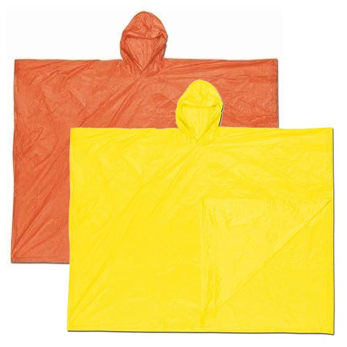 Light Vinyl Poncho