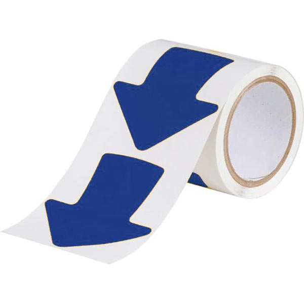 Roll of 100 Adhesive Arrows