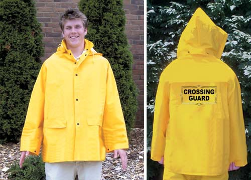 Falcon™ Base 35™ Yellow Rain Jacket