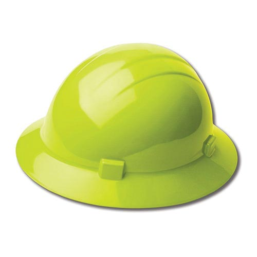 Americana® Full Brim Safety Helmets