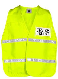 Incident Command Public Safety Vest