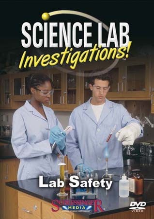 Lab Safety (DVD)