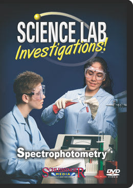 Spectrophotometry (DVD)