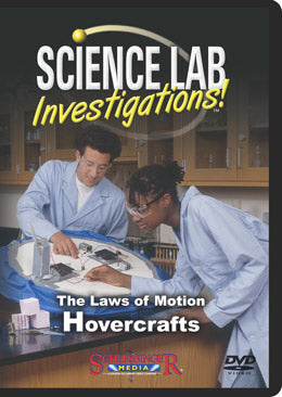 Laws of Motion: Hovercrafts (DVD)