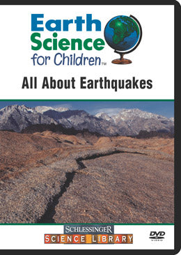 All About Earthquakes (DVD)