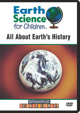 All About Earth's History (DVD)