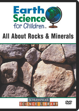 All About Rocks & Minerals (DVD)
