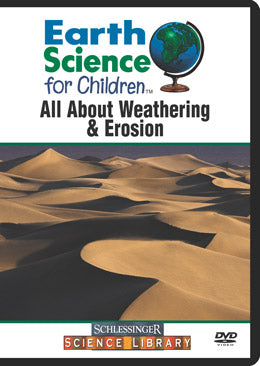 All About Weathering & Erosion (DVD)