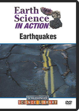 Earthquakes (DVD)
