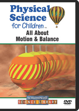 All About Motion & Balance (DVD)