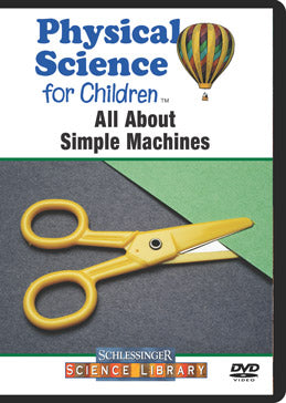 All About Simple Machines (DVD)