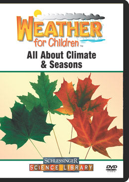 All About Climate & Seasons (DVD)
