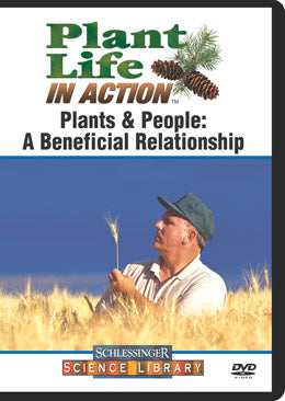 Plants & People: A Beneficial Relationship (DVD)