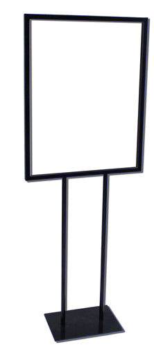 Steel Sign Holder Only