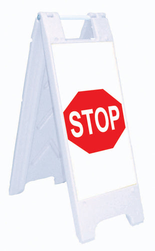 Fold-Up Sign - STOP